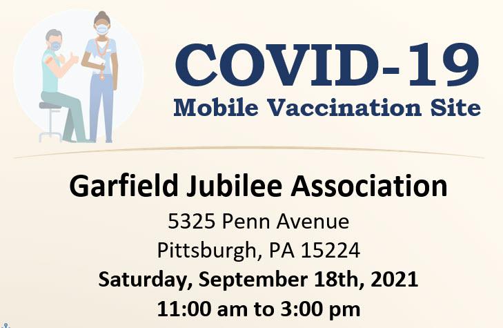 COVID-19 Mobile Vaccination Site