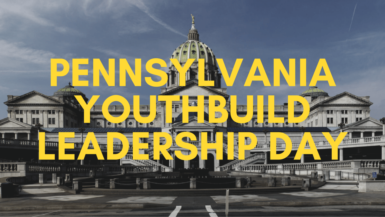 YouthBuild Pennsylvania Coalition Leadership Day